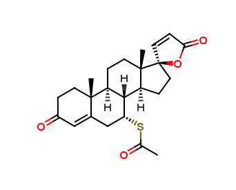 Spironolactone Related Compound B  (F050F0)
