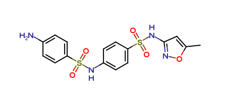 Sulfamethoxazole Related Compound B  (F008A0)