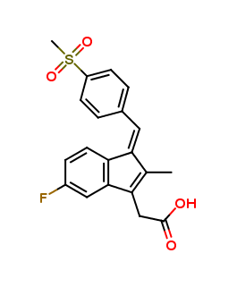 Sulindac Related Compound B  (F007K0)