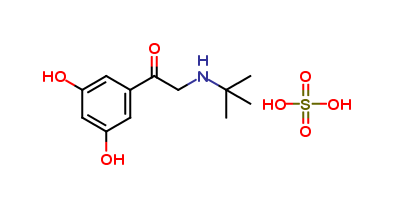 Terbutaline Related Compound A  (F0D289)