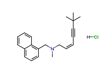 Terbinafine Related Compound B  (F0L196)