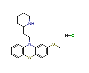 Thioridazine Related Compound F  (F0M487)