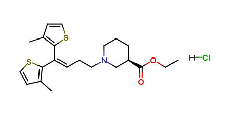 Tiagabine Related Compound A  (F0E177)