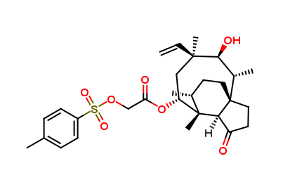Tiamulin Related Compound A  (F0C328)