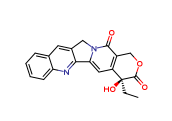 Topotecan Related Compound C  (F0M028)