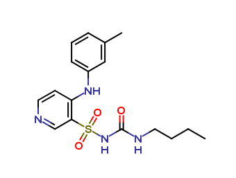 Torsemide Related Compound B  (R009F0)