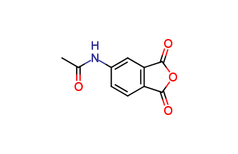 4-(Acetylamino)phthalic anhydride, cas 22235-04-7