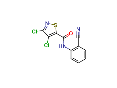 Isotianil, cas 224049-04-1