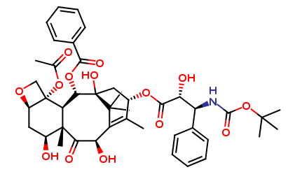 Anhydrous Docetaxel (Y0001466)