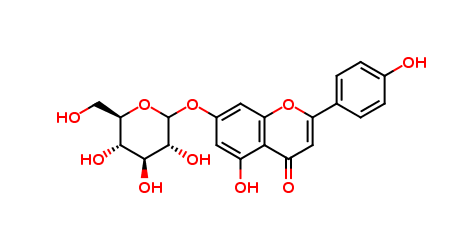 Apigenin 7-glucoside (Y0001777)