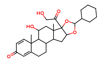 Ciclesonide impurity B (Y0001555)