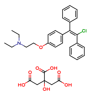 Clomifene citrate for performance test (C2332000)