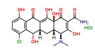 Demeclocycline for system suitability (Y0001707)