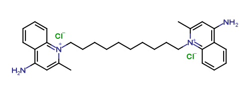 Dequalinium chloride for performance test (D0431000)