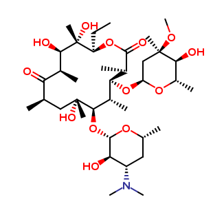 Erythromycin for system suitability CRS (Y0001847)