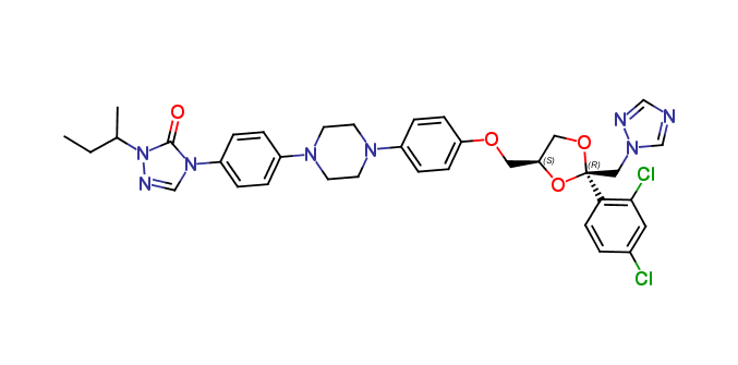 Itraconazole for system suitability (Y0001100)