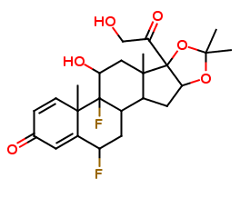 Fluocinolone Acetonide For System Suitability (Y0001710)