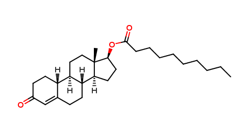Nandrolone decanoate for peak identification (Y0000547)