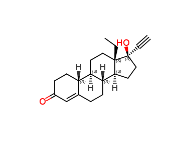Levonorgestrel for system suitability 1 (Y0001431)