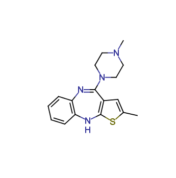Olanzapine for system suitability (Y0001380)