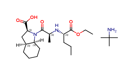 Perindopril for stereochemical purity (Y0000207)