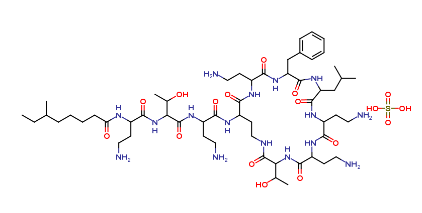 Polymyxin B sulfate (P2400000)
