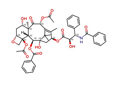 Paclitaxel semi-synthetic for peak identification (Y0000719)