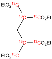 [13C6]-Tetraethyl-1,1,3,3-propanetetra-carboxylate, cas 2121-66-6 (Unlabeled)