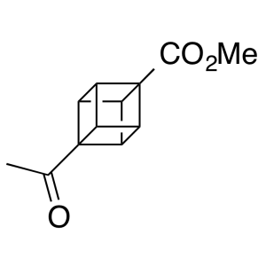 methyl (1s,2R,3r,8S)-4-acetylcubane-1-carboxylate