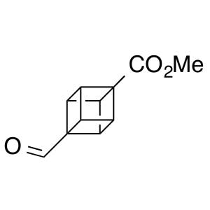 methyl (1s,2R,3r,8S)-4-formylcubane-1-carboxylate