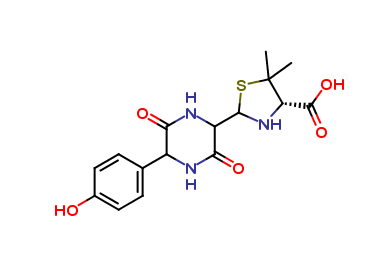 Amoxicillin Related Compound C(Secondary Standards traceble to USP)