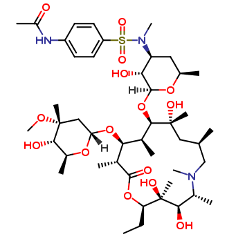 Azithromycin Related Compound H(Secondary Standards traceble to USP)