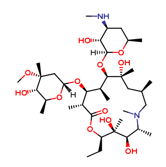 N-Demethylazithromycin(Secondary Standards traceble to USP)
