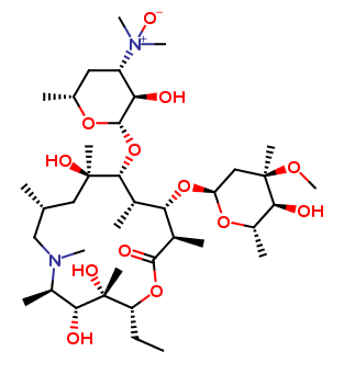 Azithromycin N-Oxide(Secondary Standards traceble to USP)