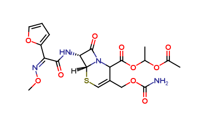 Cefuroxime Axetil Delta-3-Isomers(Secondary Standards traceble to USP)