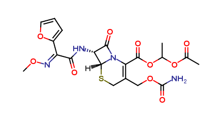 Cefuroxime Axetil E-isomers(Secondary Standards traceble to USP)