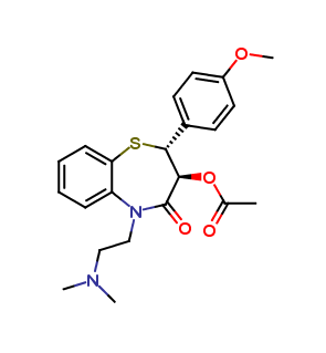 Diltiazem Related Compound A(Secondary Standards traceble to USP)