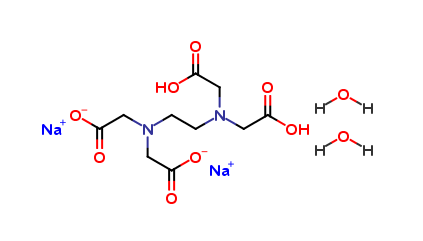 Edetate Disodium(Secondary Standards traceble to USP)