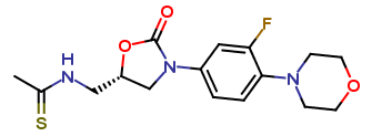Linezolid Related Compound B(Secondary Standards traceble to USP)