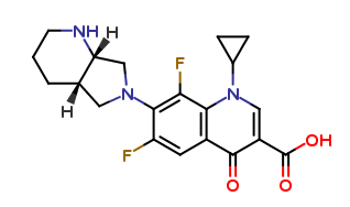 Moxifloxacin Related Compound A(Secondary Standards traceble to USP)