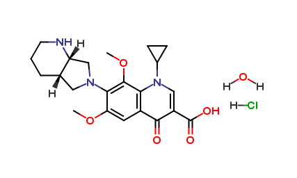 Moxifloxacin Related Compound B(Secondary Standards traceble to USP)