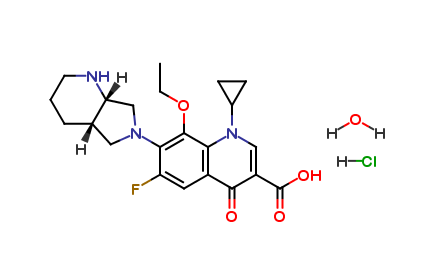 Moxifloxacin Related Compound C(Secondary Standards traceble to USP)