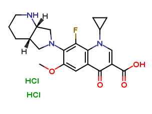 Moxifloxacin Related Compound D(Secondary Standards traceble to USP)