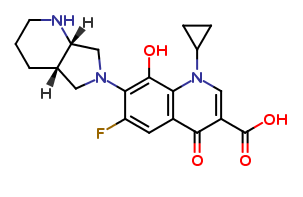 Moxifloxacin Related Compound E(Secondary Standards traceble to USP)
