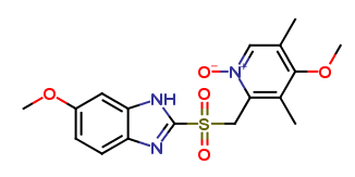 Omeprazole Related Compound I(Secondary Standards traceble to USP)