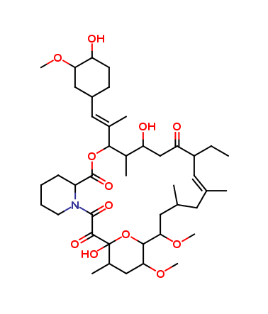 Tacrolimus Related Compound A(Secondary Standards traceble to USP)