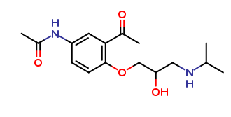 Acebutolol impurity B(Secondary Standards traceble to EP)