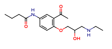 Acebutolol impurity I(Secondary Standards traceble to EP)