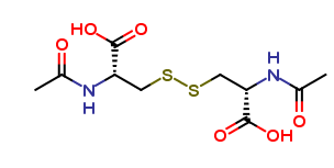 Acetylcysteine impurity C(Secondary Standards traceble to EP)