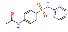 Acetylsulfadiazine(Secondary Standards traceble to EP)